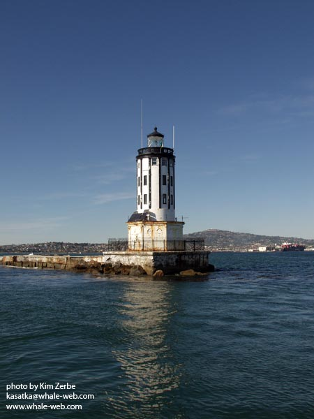 Angel's Gate Lighthouse