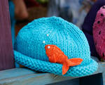 Yar fishy hat! =D