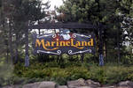 Marineland sign
