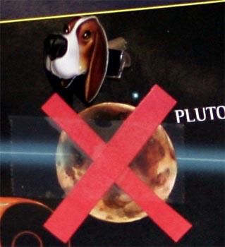 Poor Pluto.