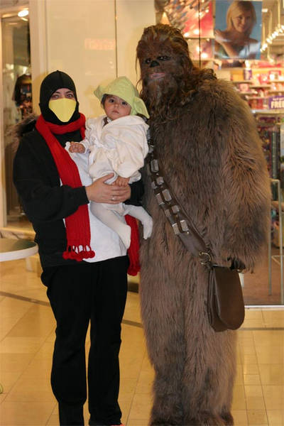 The wookie and kin