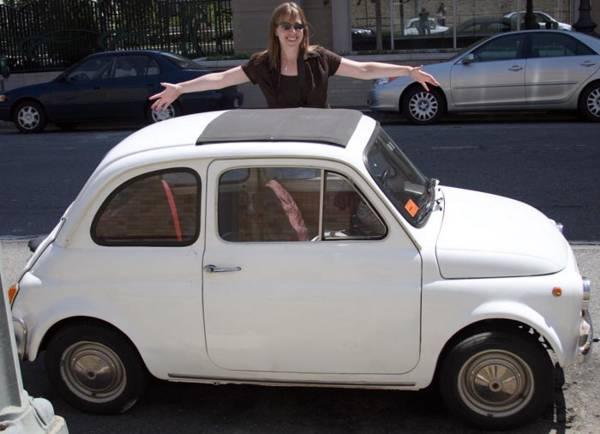 Ooooh smallcar!