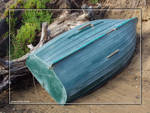 An overturned boat =)