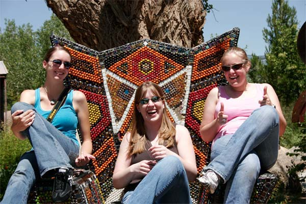Kari, me, and Leah (2006)