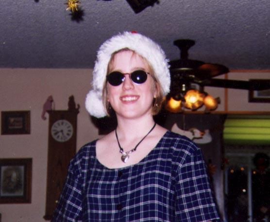 Christmas 1994 (age 14)